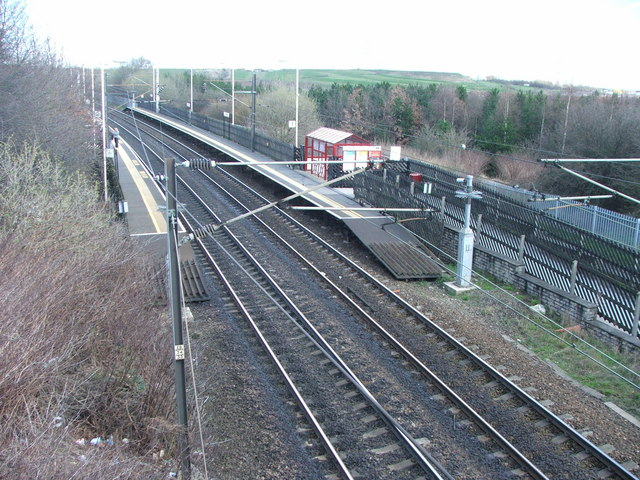 Outwood Railway Station