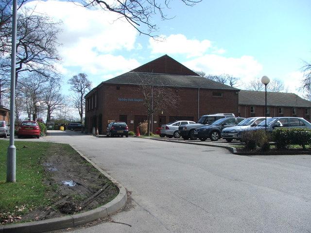 Methley Park Hospital.