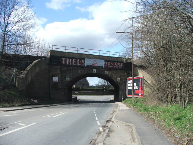 Pinder Green Bridge.