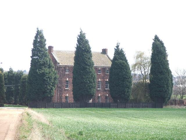 Dunford House, Methley.