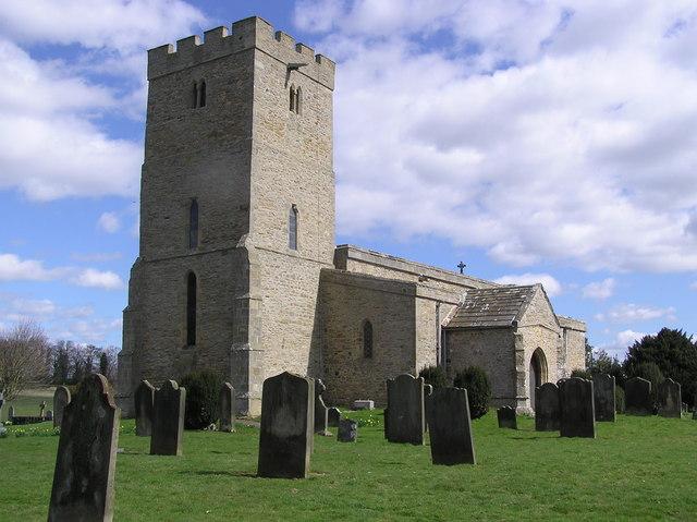 St. John the Baptist : Stanwick St John