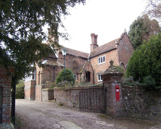 The Manor House, Little Cawthorpe