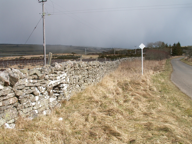 Drystone dyke, Balnabruich