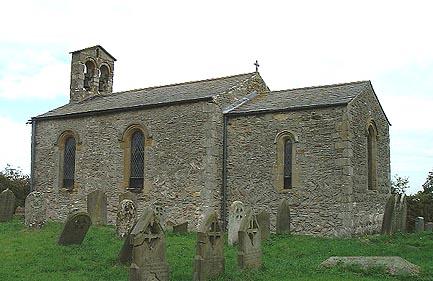 Littleborough Church,Notts