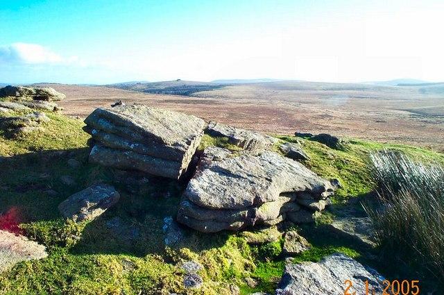 Rival Tor - Dartmoor