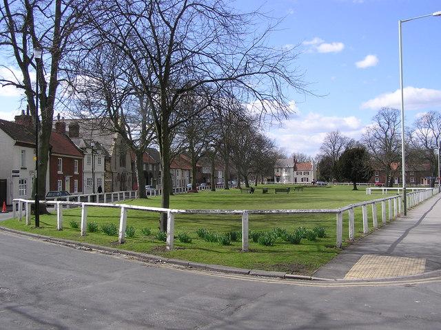 Cockerton Green.