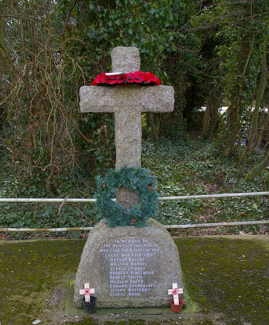 Tathwell War Memorial
