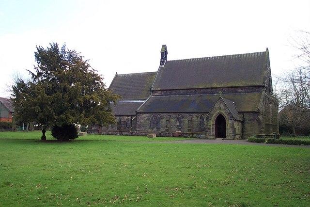 St. Mark, Great Wyrley