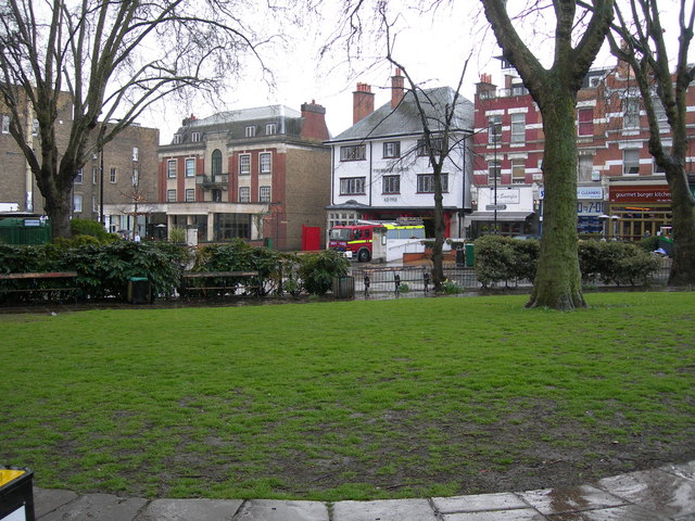 West End Green, West Hampstead
