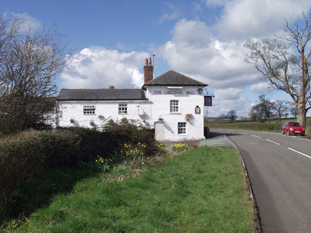 The Original Ball Inn