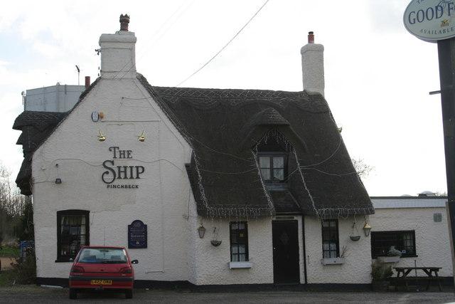 The Ship Inn, Pinchbeck