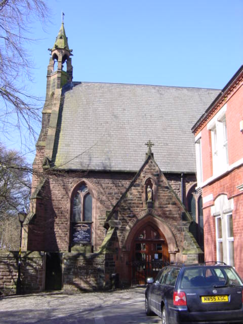 Our Lady Immaculate and St Joseph, Prescot