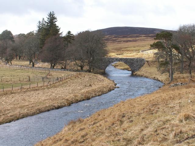 Berriedale Water, Braemore