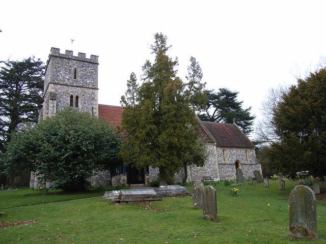 St Mary the Virgin's, Hedgerley