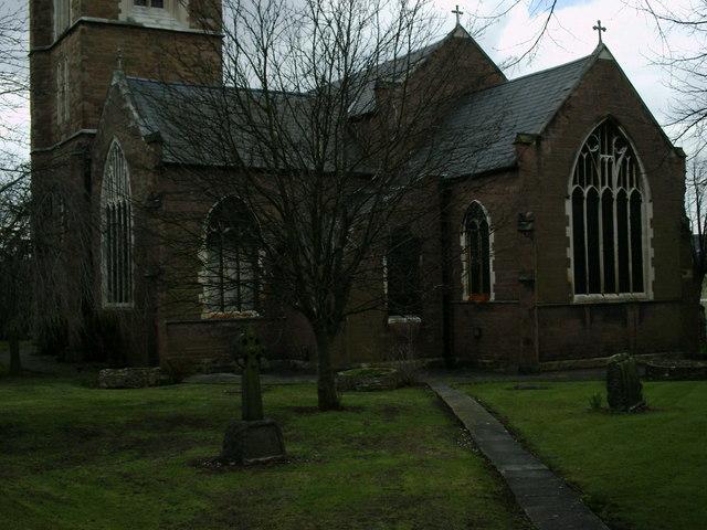St Saviours church Saltley