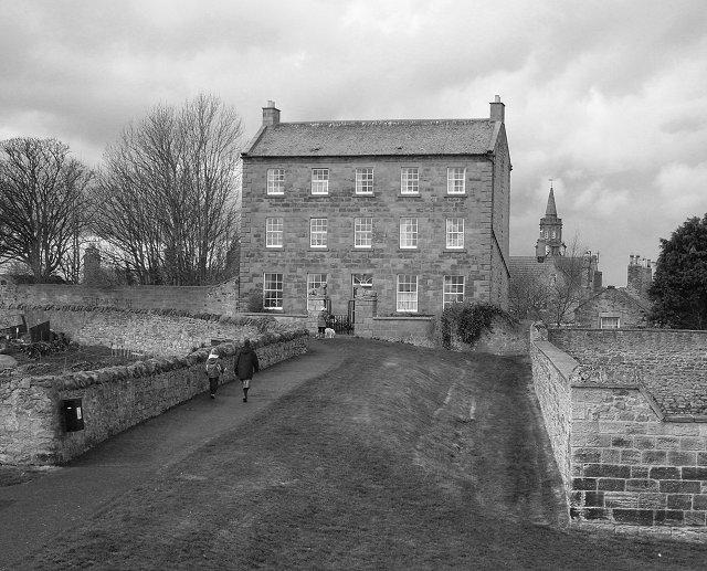A townhouse, Berwick
