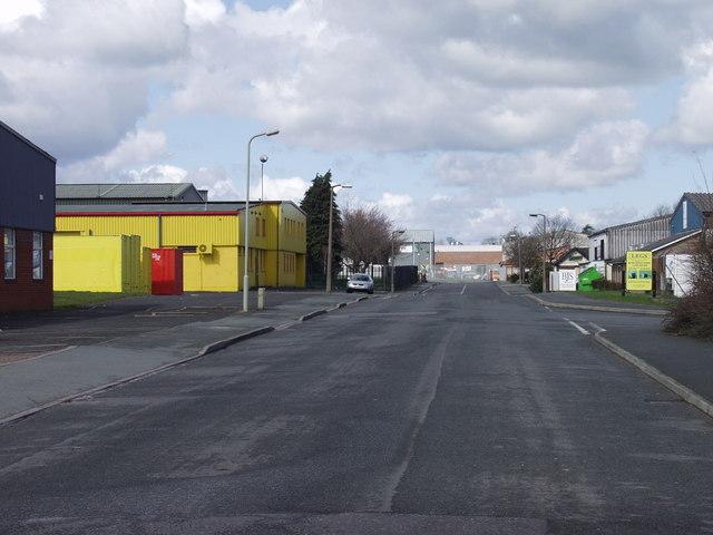 Mile Oak Industrial Estate, Oswestry