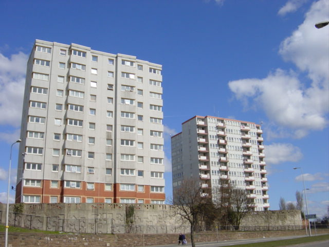 Knowsley Heights, Huyton