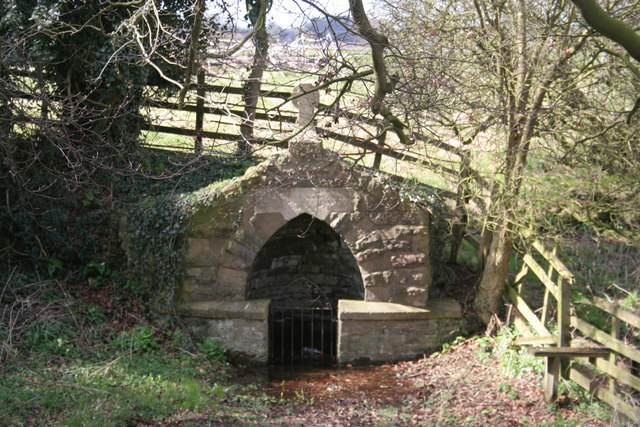 Holy well at Ashwell