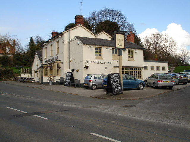 The Village Inn at Beoley, near Redditch