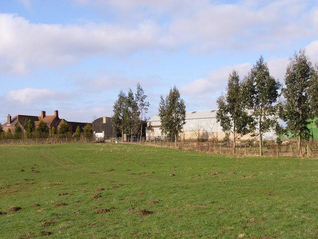 Mop End Farm