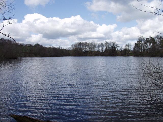 Llynclys Pool