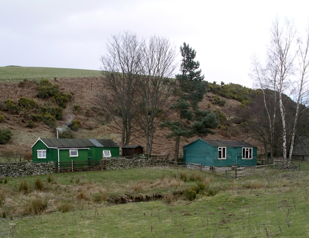 Holiday cottages, Redscarhead