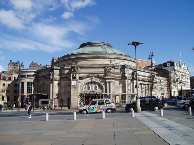 The Usher Hall, Edinburgh
