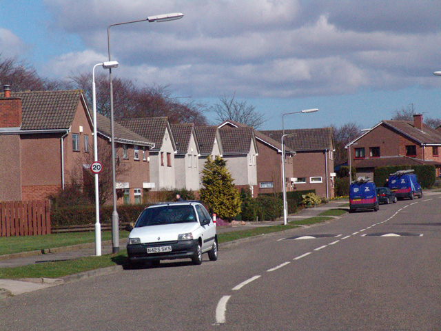 Duddingston Drive