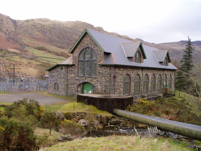 Cwm Dyli Power Station