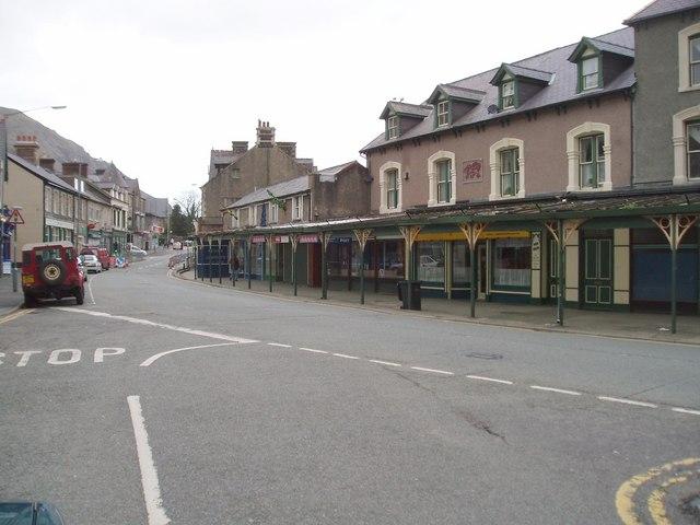 Penmaenmawr Main Street
