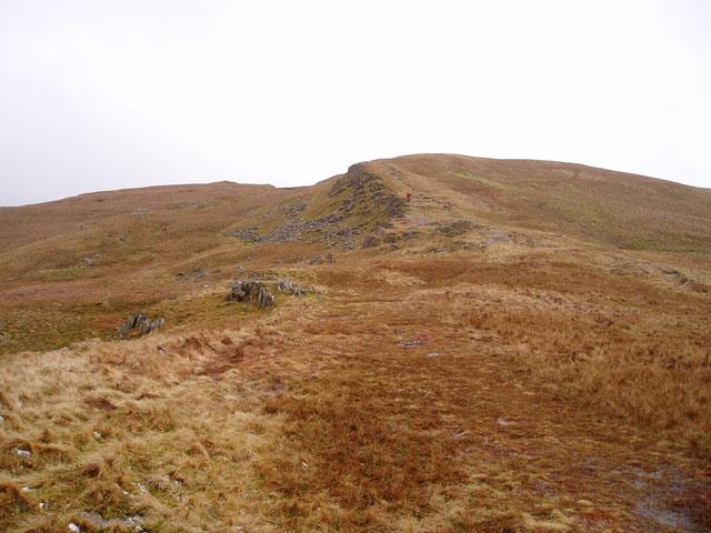 North-east ridge of Cnicht