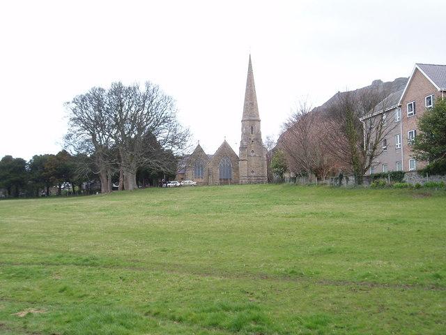 St Marys & Christ Church Llanfairfechan