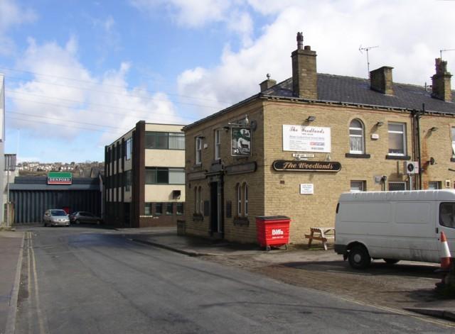 Calder Street, Birds Royd, Rastrick