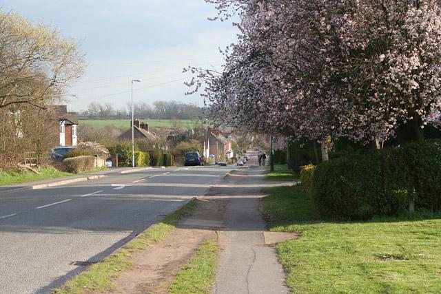 Mountsorrel Lane, Rothley