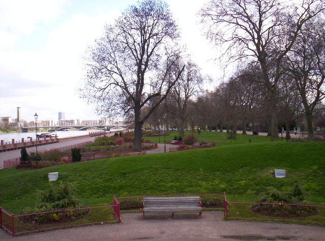 Battersea Park Restored