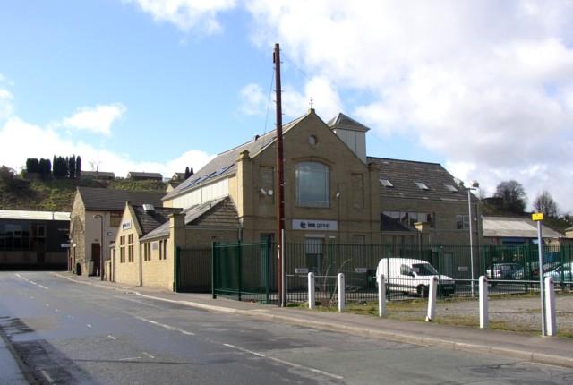 Former Wesleyan Chapel, Mission Street, Birds Royd, Rastrick