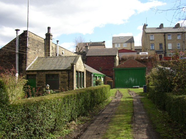 The Brandy Snap Works, Bramston Street, Rastrick