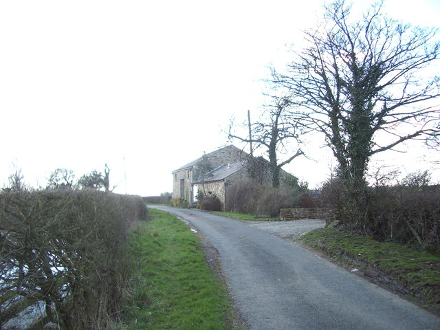 Marsden Wood Barn