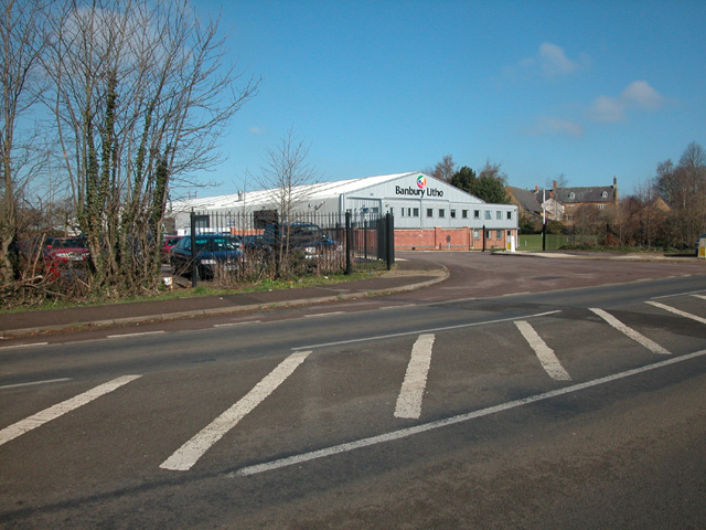 Industrial Estate Wykham