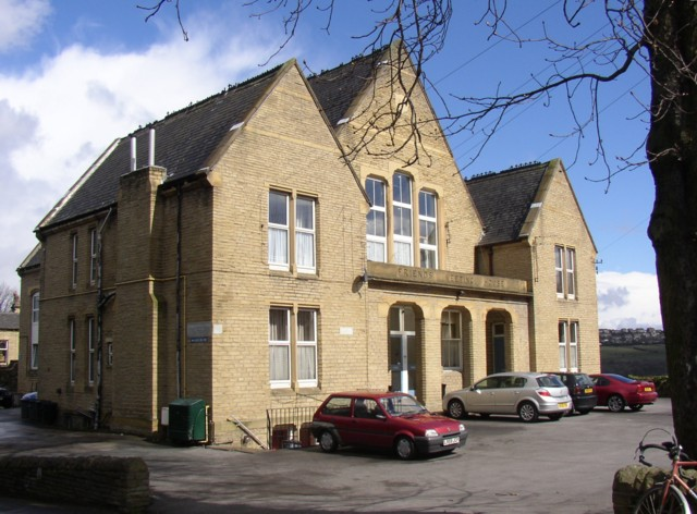 Former Friends' Meeting House, Huddersfield Road, Rastrick