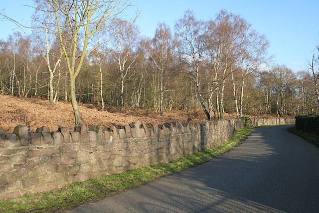 Kinchley Lane at Swithland Reservoir