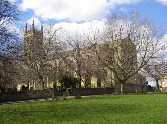 St Martin's Church, Brighouse