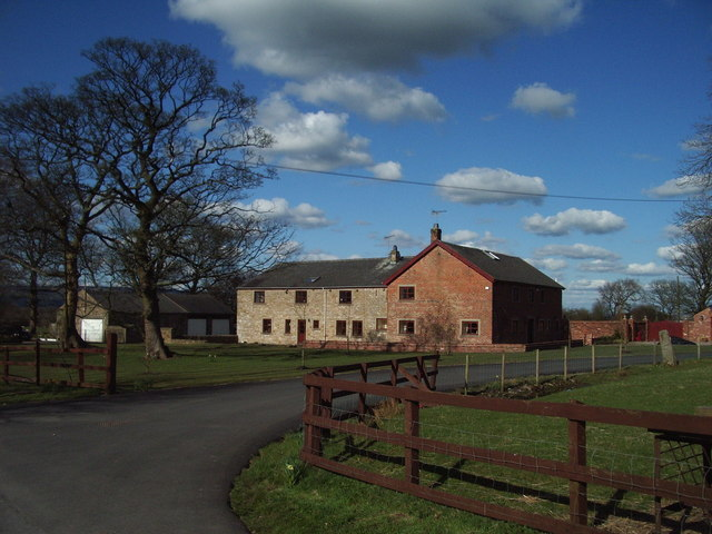 Swallow Barn and Great Oaks