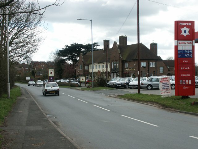Birchfield Road
