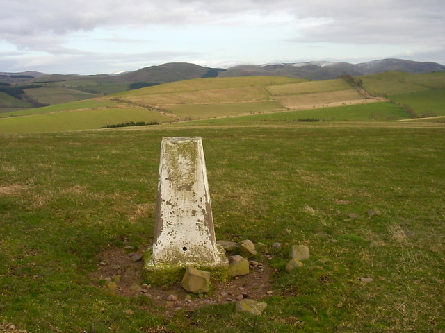 Camp Hill trig