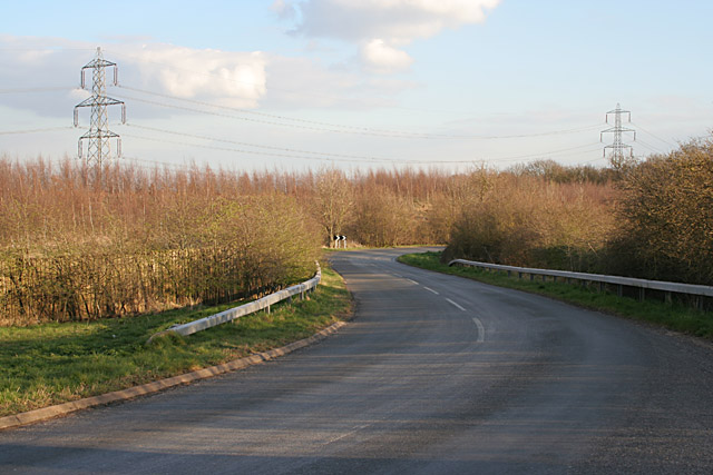 Wood Lane between Rothley and Quorn, Leicestershire