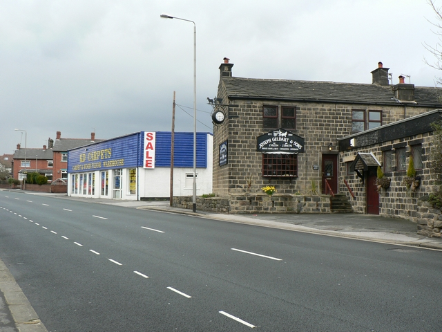 Funeral Directors, New Road Side, Horsforth