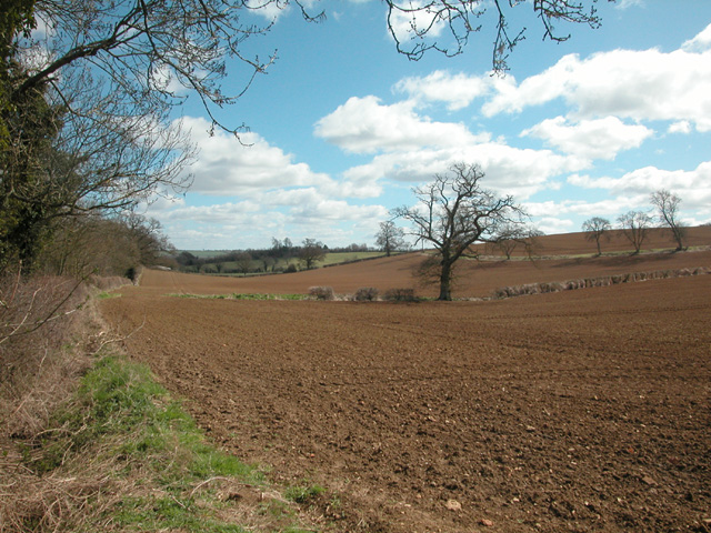 Oxfordshire farmland