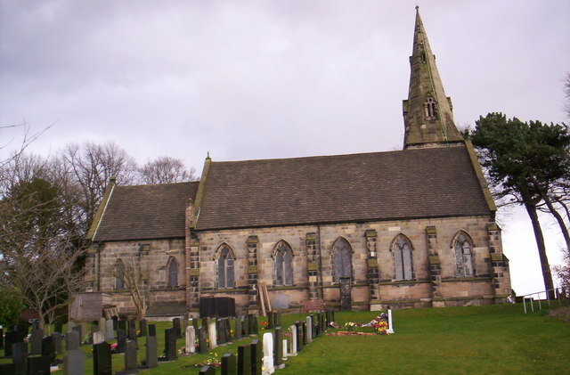 St James, Westhead
